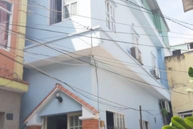 Nhà hẻm Nguyễn Khoái quận 4 3.94x12.5m