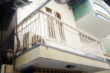 Nhà hẻm Tôn Thất Thuyết quận 4 3x11.5m