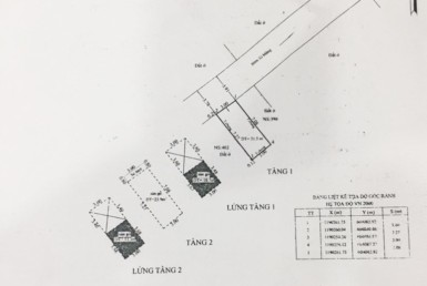 Nhà khu tái thiết Hoàng Diệu quận 4 3x7m
