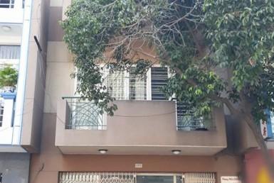 Nhà mặt tiền đường Khánh Hội quận 4 6x15m