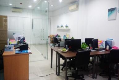 Văn phòng cho thuê Hoàng Diệu quận 4 30m2