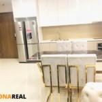 Căn hộ Millennium nội thất mạ vàng 107.88m2