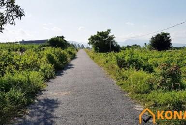 Đất nền Cam Rành tỉnh Khánh Hòa 7700m2