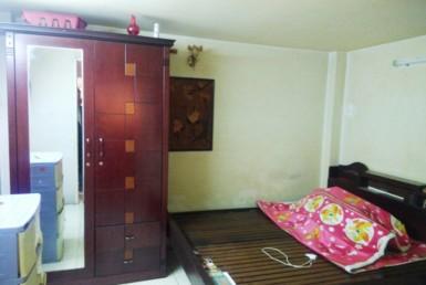 Nhà đường Tôn Thất Thuyết quận 4 3.85x10m
