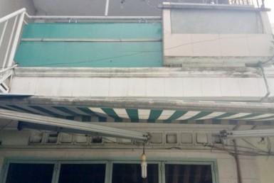 Nhà hẻm đường Tôn Đản quận 4 3.67x5.1m