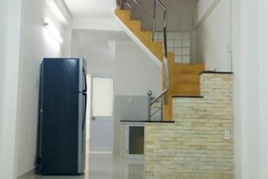 Nhà hẻm đường Tôn Thất Thuyết 2.91x14.5m
