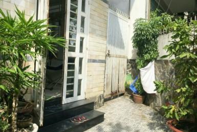 Nhà hẻm đường Tôn Thất Thuyết 7.7x13.65m