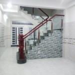 Nhà mặt tiền đường Vĩnh Hội quận 4 4x7m