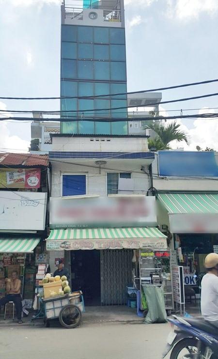 Nhà mặt tiền Nguyễn Khoái quận 4 53.9m2