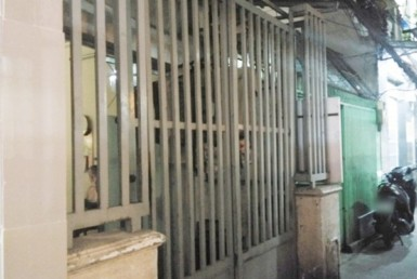 Nhà hẻm đường Tôn Đản quận 4 3.7x8.18m