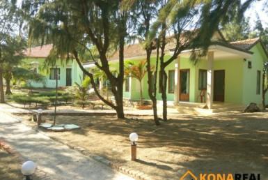 Resort Hòn Rơm Mũi Né Phan Thiết 4 villa 6 bungalow