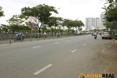 Đường Bến Vân Đồn quận 4 - Kênh Bến Nghé