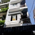 Nhà đường Cách Mạng Tháng 8 Tân Bình 3.9x15.7m