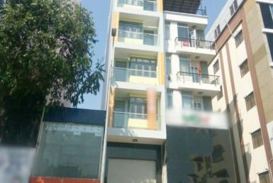 Nhà đường Khánh Hội quận 4 4x19m
