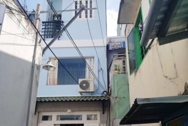 Nhà đường Tôn Thất Thuyết 3.2x7m