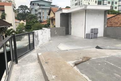 Nhà đường Tú Xương quận 3 5.15x34.77m