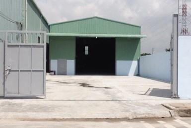 Nhà xưởng 30x67m 2000m2 ấp Mỹ Hòa 4, Hóc Môn