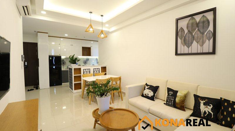 Airbnb căn hộ River Gate 2PN 73.35m2