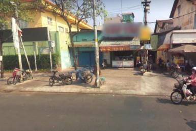Nhà đường Hoàng Diệu quận 4 4x5.8m