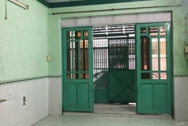Nhà đường Lê Quốc Hưng quận 4 3.5x7.95m
