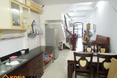 Nhà hẻm đường Lê Hồng Phong quận 5 3.25x13.1m