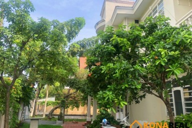 Villas khu Thảo Điền quận 2 21x24m
