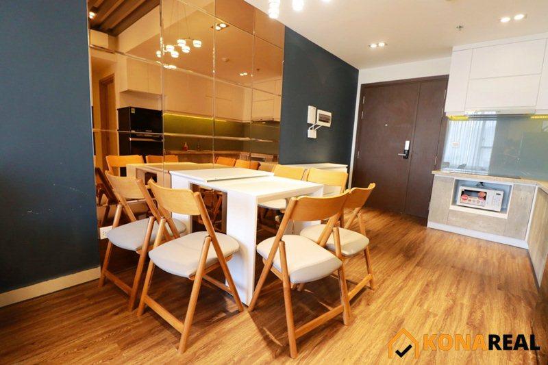 Airbnb căn hộ River Gate 2PN 54.56m2