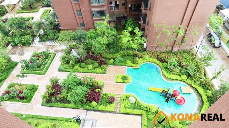 Bất động sản căn hộ Yangon Myanmar