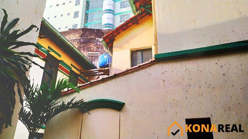 Biệt thự Pháp cổ đường Điện Biên Phủ 13x28m