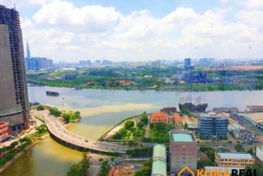 Căn hộ Sài Gòn Royal 2PN 88m2