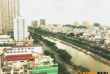 Chung cư Grand Riverside view Kênh Bến Nghé