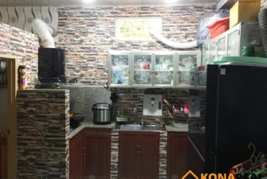 Nhà đường Bến Vân Đồn khu cư xá Vĩnh Hội 4x15m