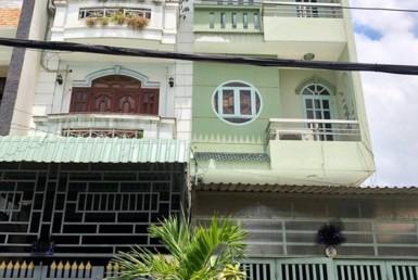 Nhà đường Mã Lò quận Bình Tân 4x20m