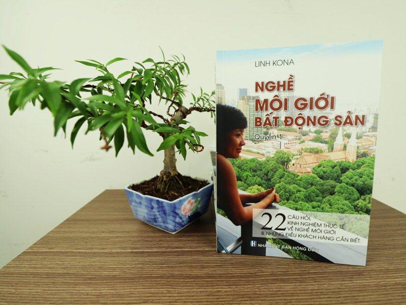 Sách Nghề môi giới bất động sản quyển 1 - Linh Kona