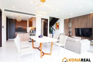 Căn hộ duplex Serenity Sky Villas quận 3 2PN 123m2