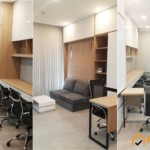 Căn hộ officetel Kingston Residence quận Phú Nhuận 40m2
