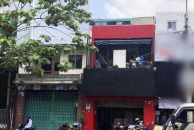 Nhà đường Nguyễn Thị Minh Khai quận 1 8.6x23m