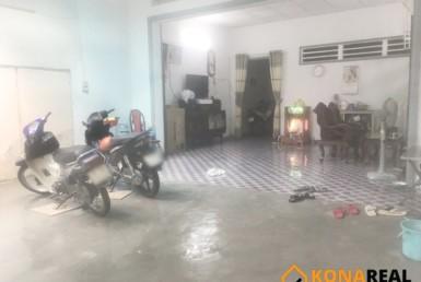 Nhà đường Tôn Thất Thuyết quận 4 6x21.5m