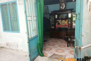 Nhà hẻm đường Nguyễn Khoái quận 4 51.8m2
