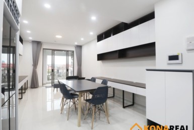 Căn hộ officetel Saigon Royal 2PN 68m2
