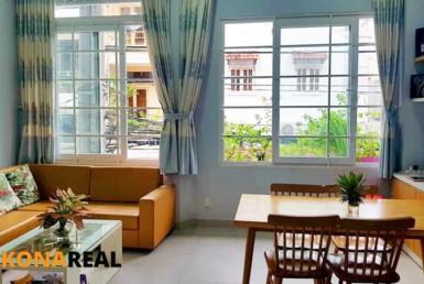 Nhà đường Bùi Văn Thêm quận Phú Nhuận 5.2x10m