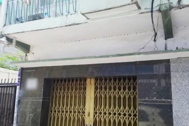 Nhà đường Nguyễn Khoái quận 4 38.1m2