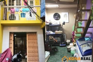 Nhà đường Nguyễn Văn Cừ quận 1 24.7m2