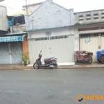 Nhà đường Tôn Thất Thuyết quận 4 3.8x27m