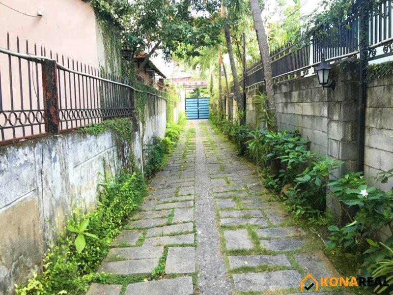 Biệt thự đường Dương Quảng Hàm quận Gò Vấp 588.5m2