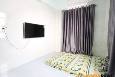 Căn hộ 1AB Cao Thắng quận 3 2PN 60m2