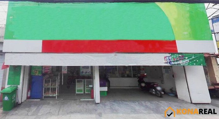 Mặt bằng đường Nguyễn Tất Thành quận 4 9x15m