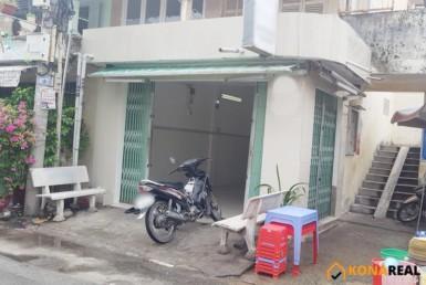 Nhà cư xá Vĩnh Hội Bến Vân Đồn quận 4 4.05x16m