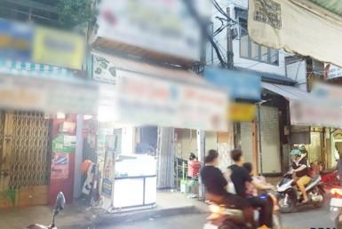 Nhà đường Đoàn Văn Bơ quận 4 3x7m