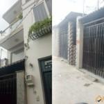 Nhà đường Khánh Hội quận 4 3.45x13m